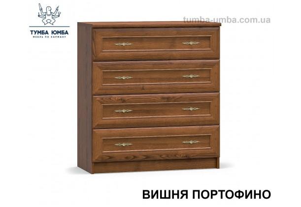 Фото недорогой современный комод Даллас 4 ящика ДСП дешево от производителя с доставкой по всей Украине в интернет-магазине TUMBA-UMBA™