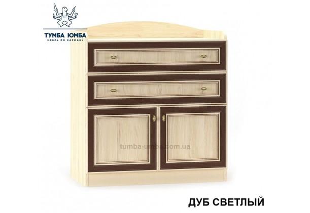 Фото недорогой современный комод Дисней 2Ш2Д ДСП цвет дуб светлый для детской комнаты дешево от производителя с доставкой по всей Украине в интернет-магазине TUMBA-UMBA™
