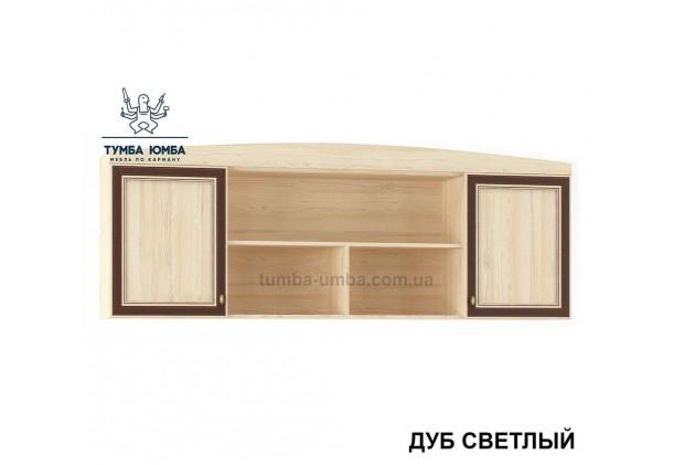 фото недорогая надстройка Дисней 2Д для книг в детскую, над столом дешево от производителя Мебель-Сервис с доставкой по всей Украине в интернет-магазине TUMBA-UMBA™