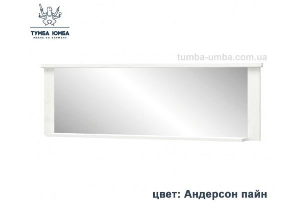 Фото недорогое готовое Зеркало Джоржиа на стену в зал, прихожую, спальню в цвете Андерсон пайн дешево от производителя Мебель-Сервис с доставкой по всей Украине