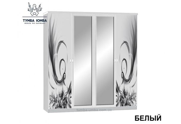Шкаф одёжный 4Д Ева
