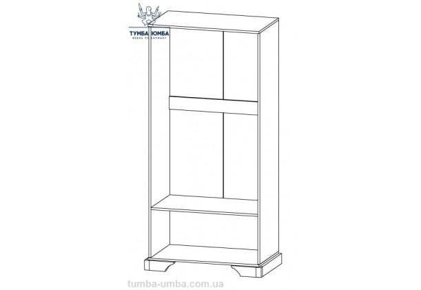 Шкаф одёжный 2Д Ирис