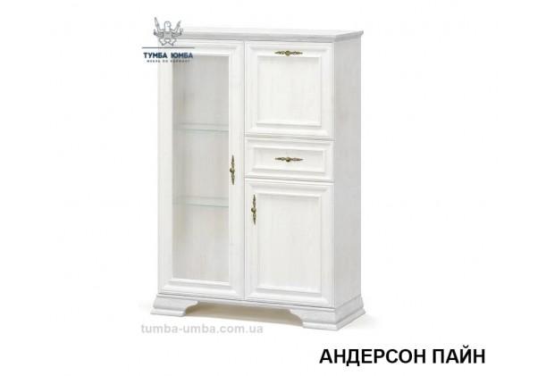 Фото недорогой классический комод-бар Ирис 1В2Д1Ш ДСП белый цвет дешево от производителя с доставкой по всей Украине в интернет-магазине TUMBA-UMBA™