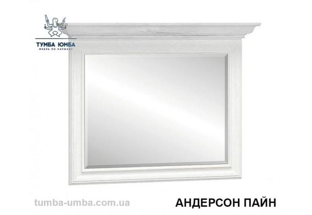 Фото недорогое готовое Зеркало Ирис на стену в зал, прихожую, спальню или офис в белом цвете дешево от производителя с доставкой по всей Украине