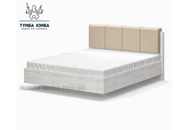 фото стандартная двуспальная кровать Ким 160 см в спальню дешево от производителя с доставкой по всей Украине