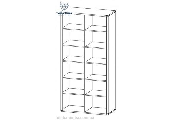 Книжный шкаф Лео МС