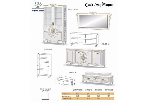Модульная система Милан МС