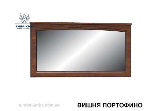 Фото недорогое готовое Зеркало Салма на стену в зал, прихожую, спальню или офис в цвете вишня дешево от производителя с доставкой по всей Украине