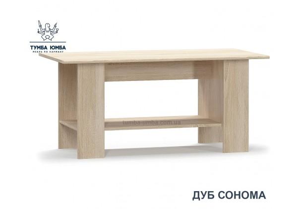фото недорогой современный журнальный стол Типс цвет дуб сонома дешево от Мебель-Сервис с доставкой по всей Украине в интернет-магазине TUMBA-UMBA™