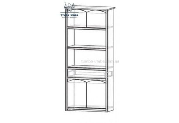 Книжный шкаф Валенсия МС