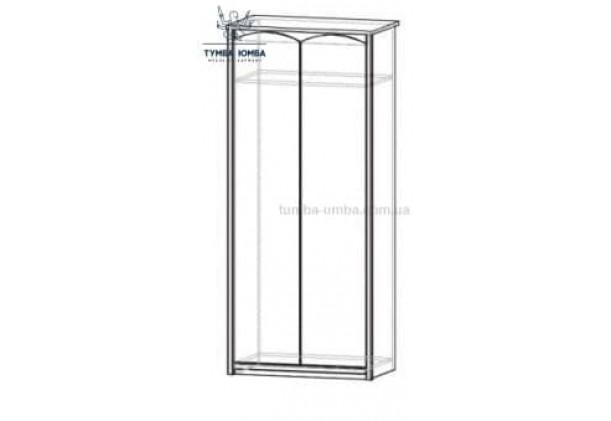 Шкаф одёжный 2Д Валенсия МС