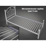 Металлические трубки (шаг 9 см)