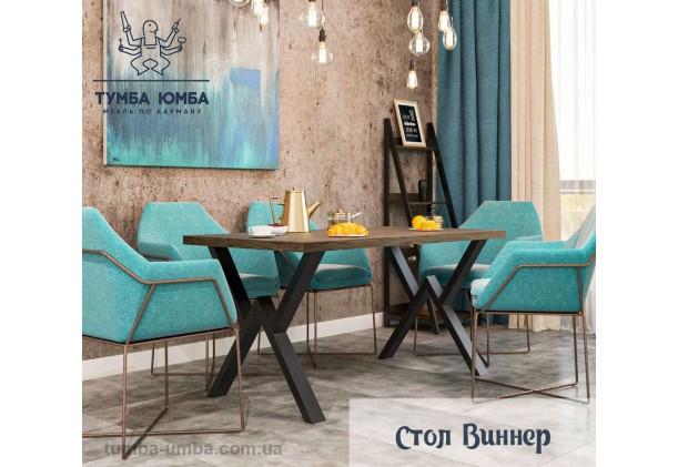 Фото недорогой обеденный стол Виннер для дома дешево от производителя с доставкой по всей Украине