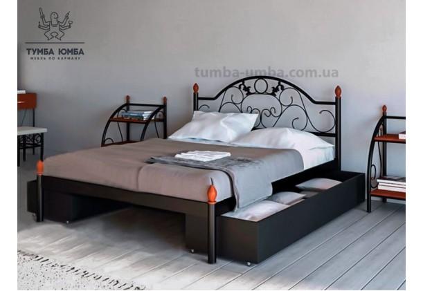 Кровать металлическая Франческа