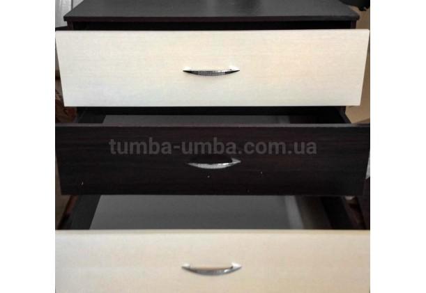 Комод 3Б ДСП с тремя ящиками